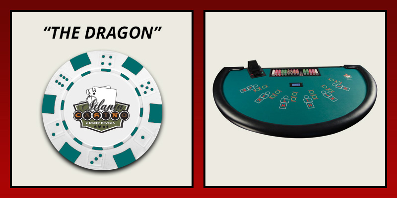The dragon table rental