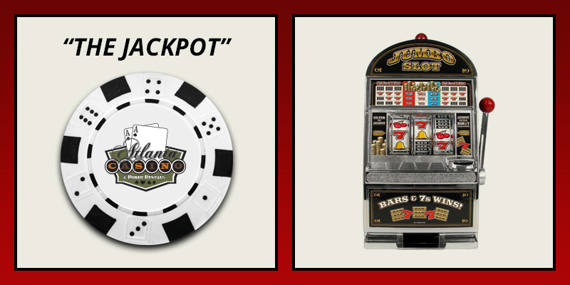 The jackpot table rental