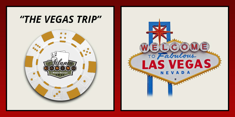 the vegas trip package